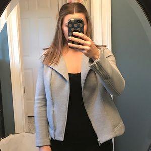 Old Navy knit Moto jacket-current season